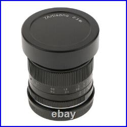 12mm f2.8 Ultra Wide Angle Lens for Sony E-mount Mirrorless Camera Manual