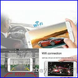 4K Ultra HD 38402160P Wide angle Car Dash Cam built in WiFi & GPS NightVision