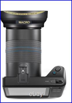 72MM HD FISHEYE + MACRO LENS FOR Lytro Illum Light Field Digital Camera