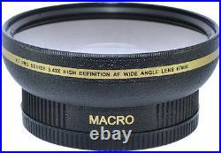 82mm ULTRA WIDE ANGLE MACRO HD 16K LENS FOR Canon EF 24-70mm f/2.8L II USM Lens
