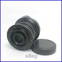 8mm F2.8 Ultra Wide Angle Fisheye Lens for Sony NEX E-mount A7 A6300 A6000 VG10