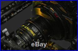 ARRI Ultra Prime 8mm Rectilinear 8R 2.8 Cine Lens Great Deal