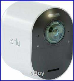 Arlo VMC5040-100NAS Add-on 4K Security Camera Ultra UHD Wire-Free