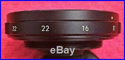 Asahi M42 F/11 18mm Fish-eye-takumar Pancake Ultra Wide Angle Lens Mint