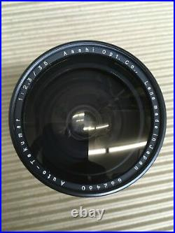 Asahi Opt Co Auto Takumar F2.3/35mm M42 Mount