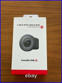BRAND NEW Insta360 One R 1-Inch Leica Mod Lens Wide Angle 1 CINORC4/A