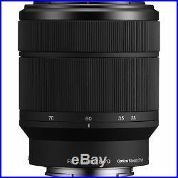 BRAND NEW Sony FE 28-70mm f/3.5-5.6 OSS Lens, E-Mount Mirrorless A7 A7II A7R 2
