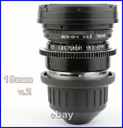 BUY or RENT LOMO 12x Lens Set 16 18 22 28 35 40 50 75 100 150 with ARRI PL Mount
