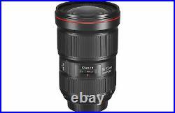 Brand new Canon EF 16-35mm f/2.8L III USM Lens