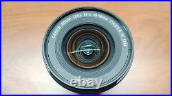 C GRADE Canon EF-S 10-18mm F/4.5-5.6 IS STM Lens Auto/Manual Focus Stabilizer