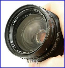 COOKE SPEED PANCHRO 25 25mm f/2 T2.2 SER III Lens with ARRI STD Mount
