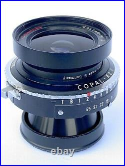 Caltar-w II (Rodenstock) 65mm f/4.5 Lens, GREAT