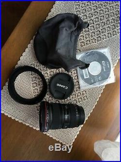 Canon 16-35mm F/2.8 L II USM EF