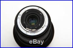 Canon EF 11-24mm 11-24 f/4L f4 L Ultra Wide Angle Lens SHARP! (USA Model)