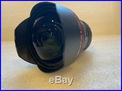 Canon EF 11-24mm f/4 L USM Lens MINT
