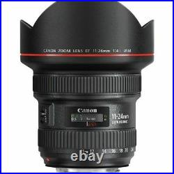 Canon EF 11-24mm f/4L USM Lens 9520B002
