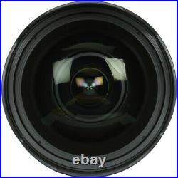 Canon EF 11-24mm f/4L USM Wide-Angle Zoom Lens (Black) 9520B002