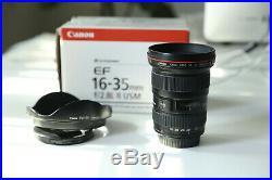 Canon EF 16-35mm f/2.8 L II USM Lens