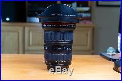 Canon EF 16-35mm f/2.8 L II USM Lens Black Excellent condition