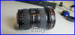 Canon EF 16-35mm f/2.8 L II USM Lens Good Condition Works Perfectly