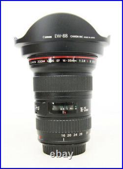 # Canon EF 16-35mm f/2.8 L II USM Lens UD S/N 9260
