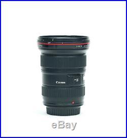 Canon EF 16-35mm f/2.8 L II USM Lens (USA)