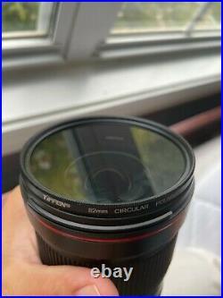 Canon EF 16-35mm f/2.8 L III USM Lens Black