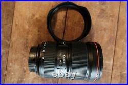 Canon EF 16-35mm f/2.8 L III USM Lens Black 0573C002