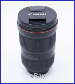 Canon EF 16-35mm f/2.8 L III USM Lens Black Excellent