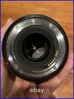 Canon EF 16-35mm f/2.8 L III USM Lens Black Pristine Condition