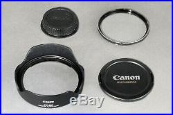 Canon EF 16-35mm f/2.8 L III USM Lens Excellent +++