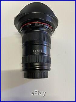 Canon EF 16-35mm f/2.8 L Lens