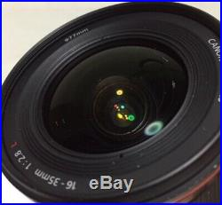 Canon EF 16-35mm f/2.8 L USM Lens From Japan F/S