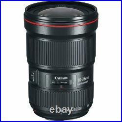 Canon EF 16-35mm f/2.8L III USM Lens International Version