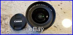 Canon EF 16-35mm f/4 L IS USM Lens