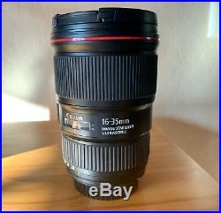 Canon EF 16-35mm f/4L IS USM Lens #9518B002