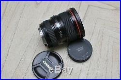 Canon EF 17-35mm f/2.8 L USM Ultra Wide Angle Lens