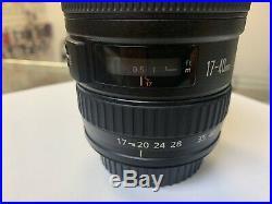 Canon EF 17-40 mm ULTRASONIC 14 L USM Lens