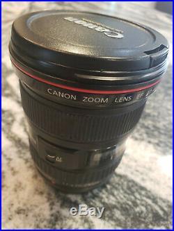 Canon EF 17-40 mm f/4 L USM Lens