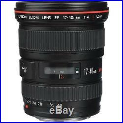Canon EF 17-40mm F/4.0 L USM Lens New