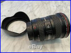 Canon EF 17-40mm f/4L USM-Excellent ++