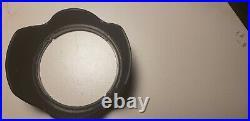 Canon EF 17-40mm f/4L USM Ultra Wide Angle Zoom Lens + Caps + Hood