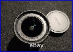 Canon EF-M 11-22mm F/4-5.6 IS STM Lens black