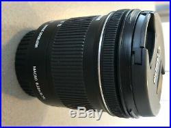 Canon EF-S 10-18mm F/4.5-5.6 IS STM Lens (9519B002) Great for Vlogging