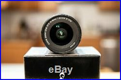 Canon EF-S 10-18mm F/4.5-5.6 IS STM Lens with box