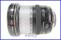 Canon EF-S 10-22mm f/3.5-4.5 AF EF-S USM Wide Zoom Lens Excellent READ