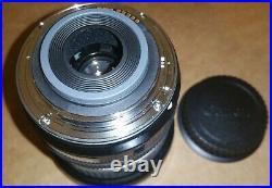 Canon EF-S 10-22mm f/3.5-4.5 USM lens Ultrasonic AF Ultra Wide Angle Zoom EFS