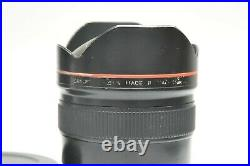 Canon EF Ultra Wide-Angle 14mm f/2.8L Lens