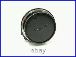 Canon Fd 28mm F2.8 Wide Angle Lens