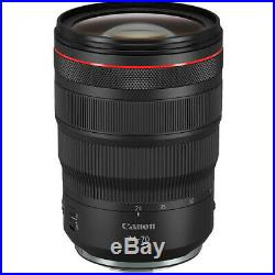 Canon RF 24-70mm f/2.8L IS USM Lens (International Model)